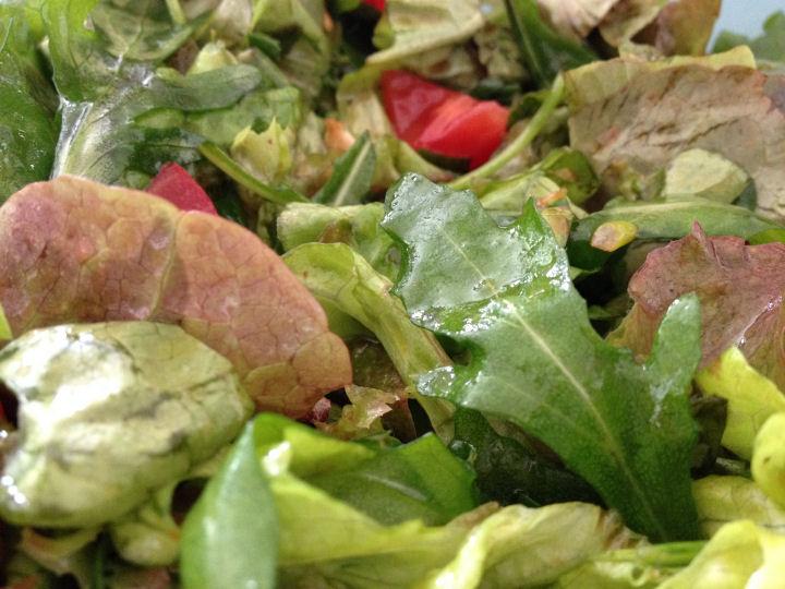 Gemengde bladsalade