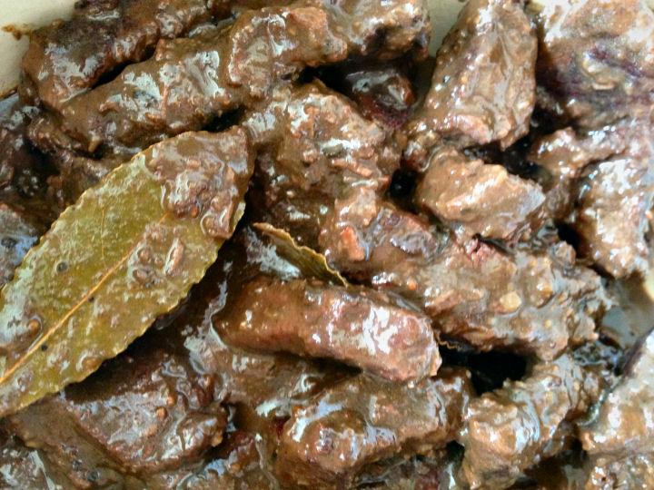 Stoofvlees met Klaroen