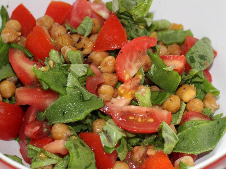 IJskruid salade
